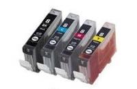 Набор картриджей оригинальный (блистер) Canon CLI-8 Bk/C/M/Y