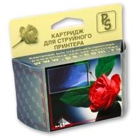 Картридж Ps-Com совместимый (эконом) с HP CB336A (№140XL) Black, 25 ml