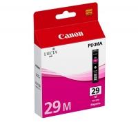 Картридж оригинальный пурпурный (magenta) Canon PGI-29M, емкость 36 мл.