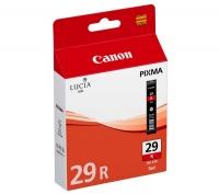 Картридж оригинальный красный (red) Canon PGI-29R, емкость 36 мл.