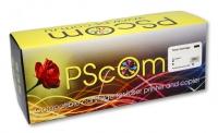 Картридж Ps-Com пурпурный (magenta) совместимый с HP CE323A (128A / 128А), ресурс 1300 стр.