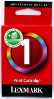 Картридж оригинальный цветной Lexmark 18C0781 (18CX781E) (№ 1) Photo Color
