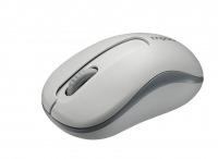 Оптическая беспроводная мышь Rapoo M10 White USB