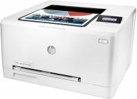 Цветной лазерный принтер HP Color Laserjet Pro M252dw