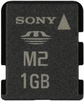 Карта памяти SONY Memory Stick Micro M2 1Gb