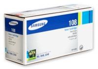 Картридж оригинальный Samsung MLT-D108S, ресурс 1500 стр.