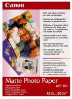 Бумага Canon MP-101 (Matte Paper) матовая  A4, 170 г/м2, 50 л.