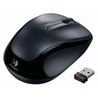 Оптическая беспроводная мышь Logitech Wireless  M235 Grey-Black
