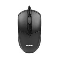 Мышь оптическая Sven RX-112 USB Black
