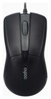 Мышь оптическая Rapoo N1162 Black USB