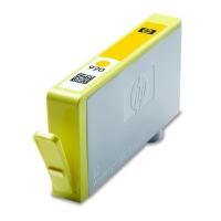 Картридж оригинальный (в технологической упаковке) HP №920 Y Yellow