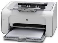 Монохромный лазерный принтер HP LaserJet Pro P1102
