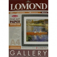Lomond 0912341 Coarse-Grainy Natural White Archive ОдносторЗернистая грубая.,натур.-бел.архивнаяA4 ,290 g/m10 лист.