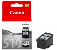 Картридж оригинальный черный (black) Canon PG-510, ресурс 220 стр.