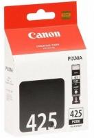 Картридж оригинальный черный (black) Canon PGI-425PGBK, емкость 19 мл.
