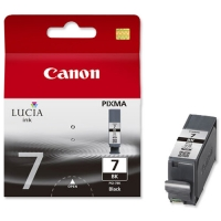 Картридж оригинальный черный (black) Canon PGI-7Bk, емкость 25 мл.