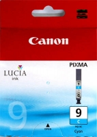 Картридж оригинальный голубой (cyan) Canon PGI-9C, емкость 14 мл.