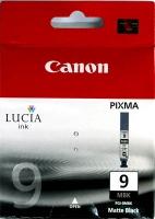 Картридж оригинальный матовый черный (matte black) Canon PGI-9MBk, емкость 14 мл.