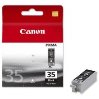 Картридж оригинальный черный (black) Canon PGI-35Bk, емкость 9,3 мл.