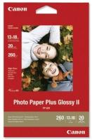 Бумага Canon PP-201 (Photo Paper Plus Glossy II) глянцевая A3+,  260 г/м2, 20 л.