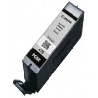 Картридж оригинальный (в технологической упаковке) Canon PGI-470PGB (черный пигмент)
