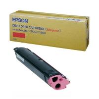 Картридж оригинальный пурпурный (magenta) Epson S050098, ресурс 4500 стр.