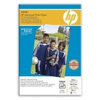 Бумага HP Q8008A (Advanced Glossy Photo Paper), глянцевая, А6, 250 г/м2, 60 л.