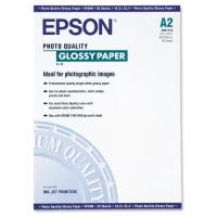 Бумага Epson S041125 (Photo Quality Glossy Paper) глянцевая, A3, 147 г/м2, 20 л.