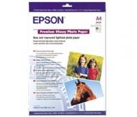 Бумага Epson S041287 (Premium Glossy Photo Paper) глянцевая, A4, 255 г/м2, 20 л.