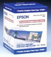 Ролик Epson S041330 полуглянец, 100 мм х 8 м, 251 г/м2.