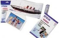 Бумага Epson S041875 (Premium Glossy Photo Paper) глянцевая 13х18, 255 г/м2, 50 л.