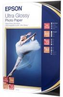 Бумага Epson S041927 (Ultra Glossy Photo Paper) супер глянцевая A4, 300 г/м2, 15 л.