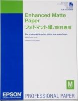 Бумага Epson S042095 (Enhanced Matte) матовая, А2, 192 г/м2, 25 л.
