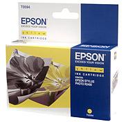 Картридж оригинальный (в технологической упаковке) желтый (yellow) Epson T0594, ресурс 440 стр.