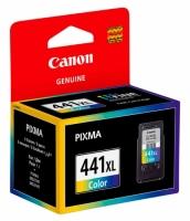 Цветной картридж Canon CL-441XL (Color)  Для PIXMA MG2140, MG3140. Объем 15 мл.