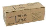 Тонер-картридж оригинальный Kyocera TK-120, ресурс 7200 стр.