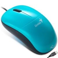 Мышь оптическая Genius DX-220 Blue USB